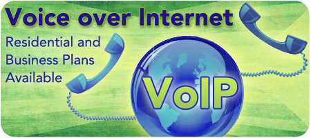 Voice over Internet (VoIP) Service